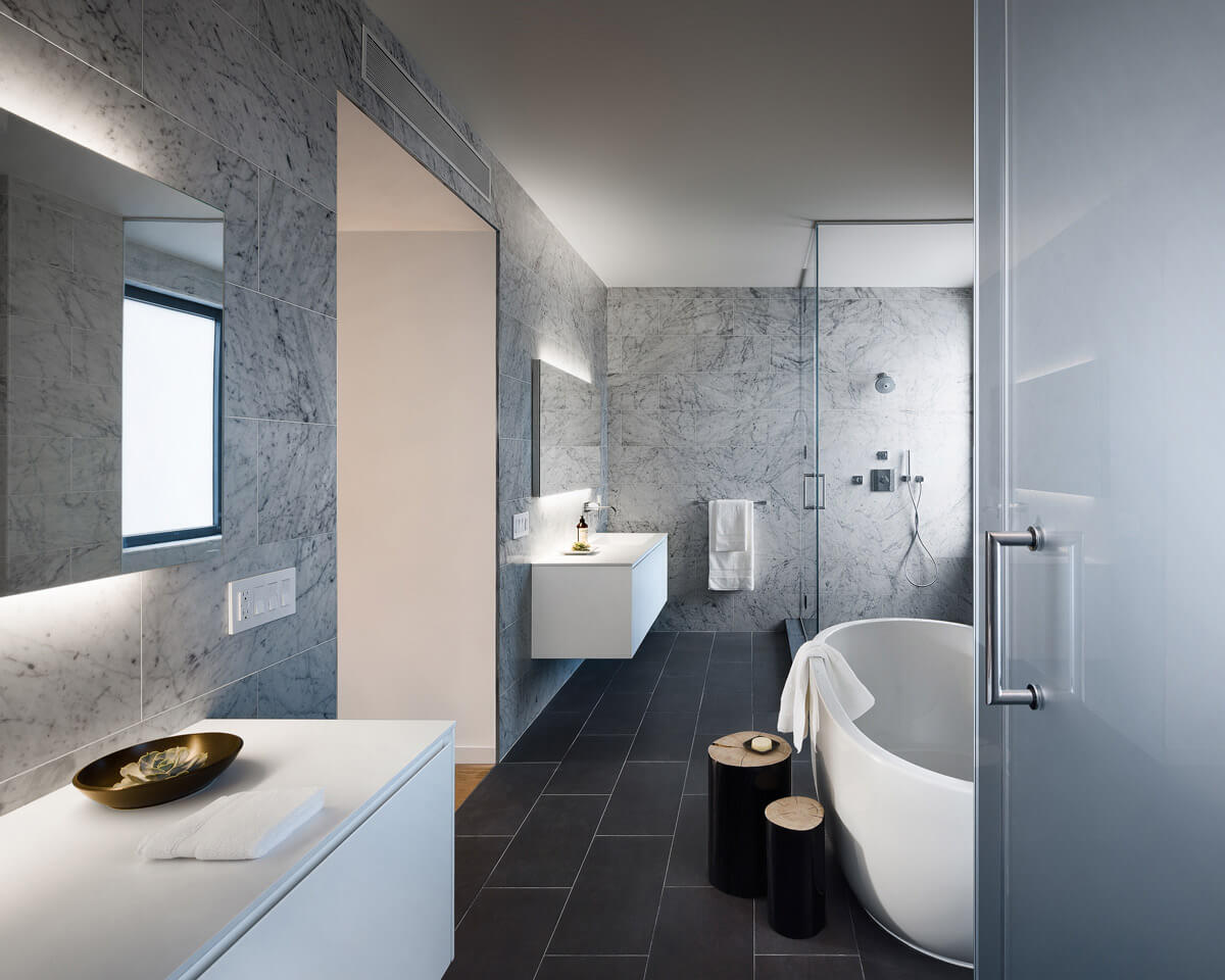 antonio lupi master bathroom