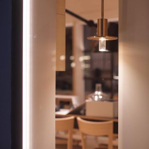 Candela Di Vals Suspension Lamp by Viabizzuno