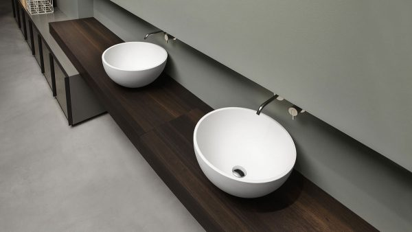 Antoniolupi Urna Top Mount Sink