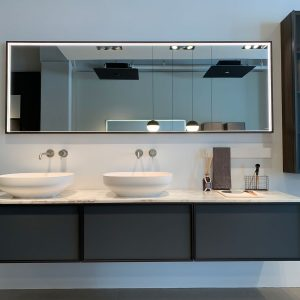 Antoniolupi Bespoke Bathroom Display